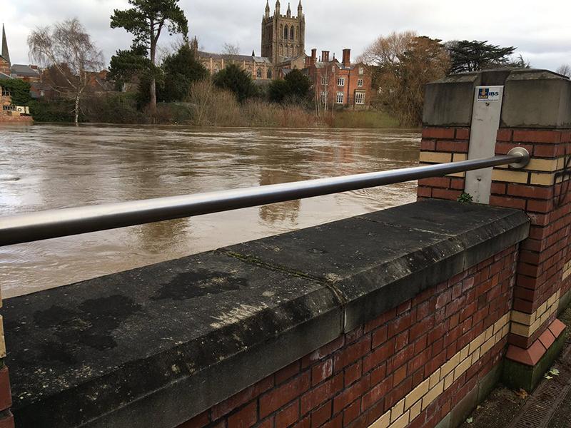 River Wye Floods
