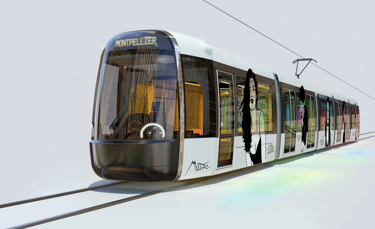 Use Trams On Great Western Way