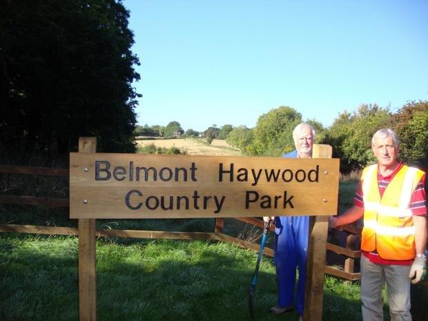 Belmont Haywood Country Park Newton Farm Hereford Voice