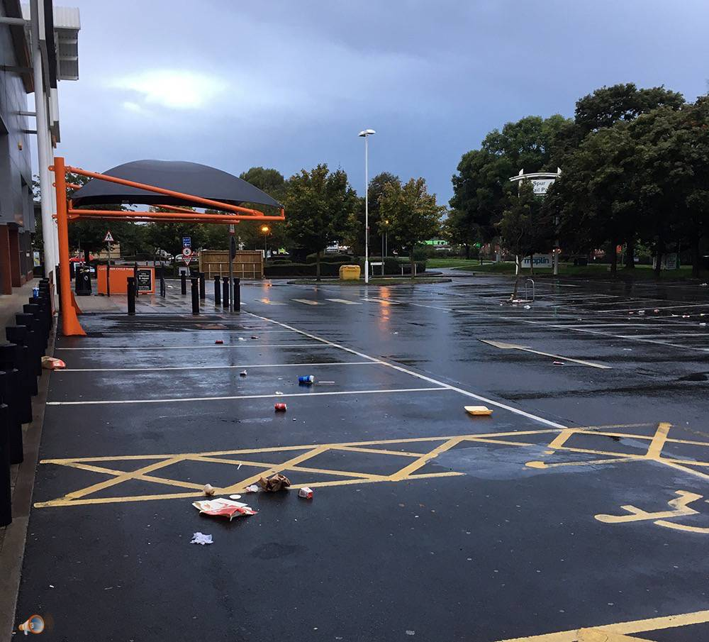 Young Drivers Racing - Spur Retail Park Hereford