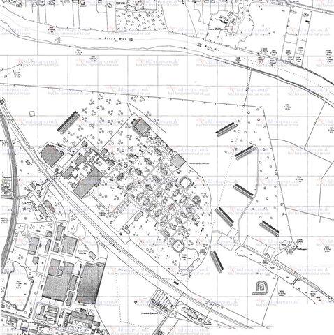 Munitions Factory Map 1974.Jpg