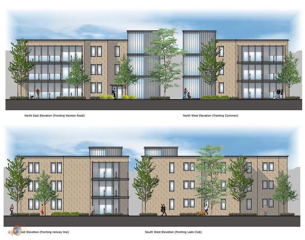 Planning Submitted for Apartments on Widemarsh Common